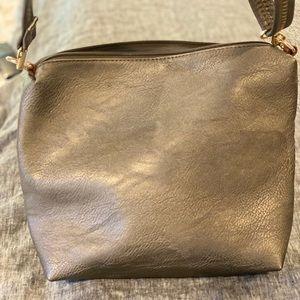 Handbags - Silver bag